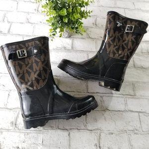 Michael Kors Rain Boots Size 6